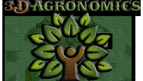 3DAgronomics Magazine logo